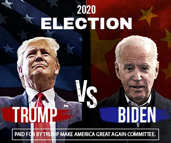 2020 election trump vs biden