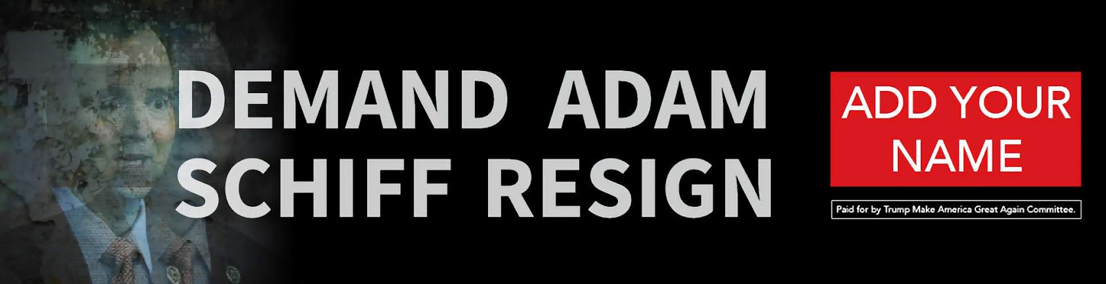 DEMAND ADAM Schiff RESIGN (alt.)