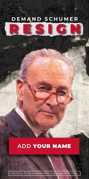 DEMAND Schumer RESIGN