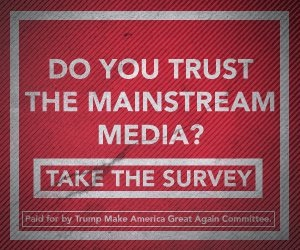 DO YOU TRUST THE MAINSTREAM MEDIA