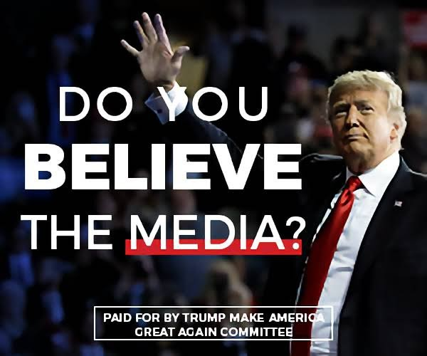 Do you believe the media
