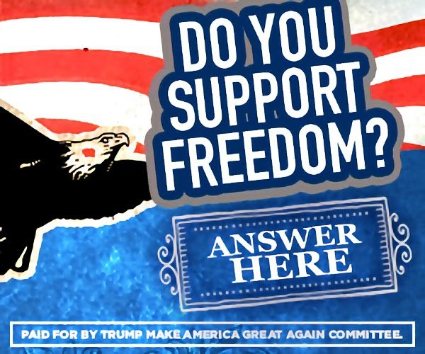 Do you support Freedom?