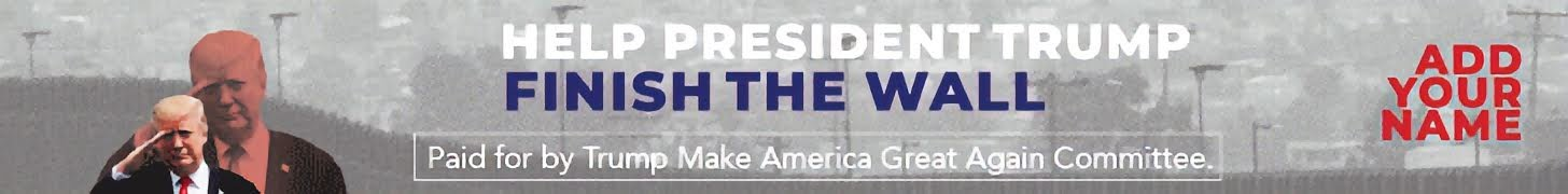 Help president Trump finish the wall