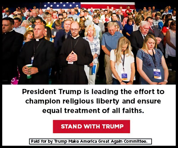 President Trump Is leading the effort to champion religious liberty and ensure equal treatment of all faiths