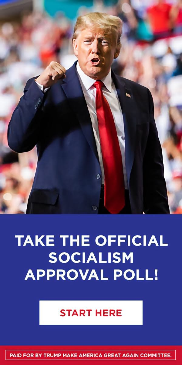 TAKE THE OFFICIAL SOCIALISM APPROVAL POLL