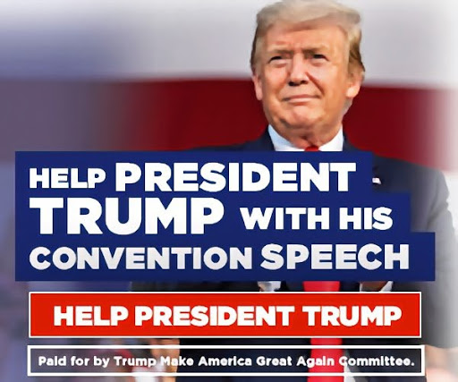 Help President Trump With His Convention Speech