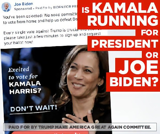 Is Kamala Running For President