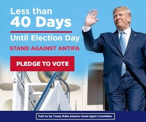 Less Than 40 Days Until Election Day