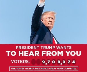 president trump wants to hear from you