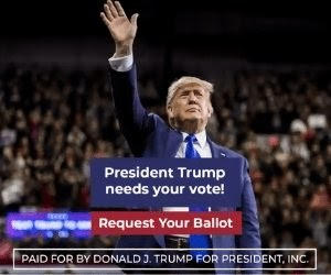 President Trump Needs Your Vote