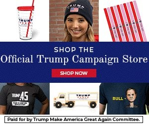Shop The Official Trump Campaing Store