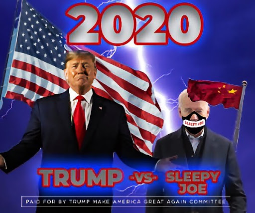 Trump VS Sleepy Joe (alt.)