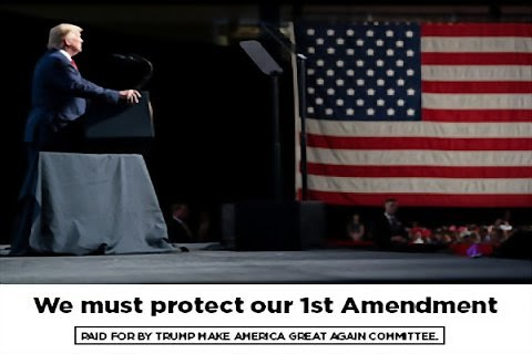 We Must Protect Our 1st Amendment