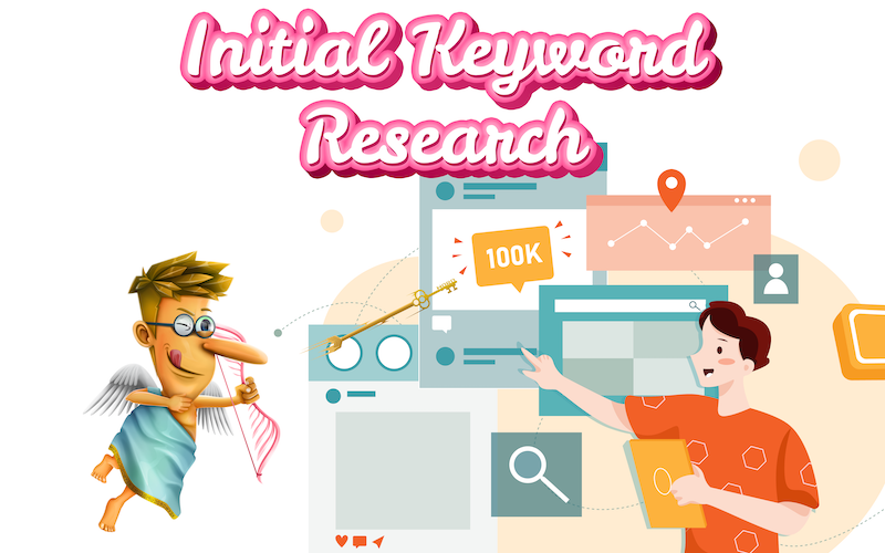 Initial Keyword Research Guide: How to Do Keyword Research for A Content Cluster Strategy
