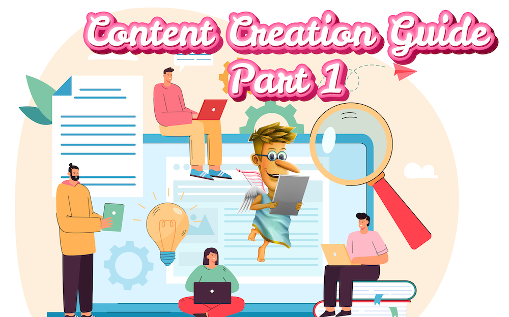 Content Creation Guide Part 1: How to Create Content For a Silo Structure From Scratch
