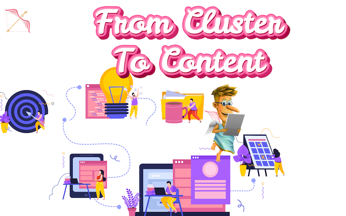 Step by Step Guide to Creating Content for the Content Clustering Strategy